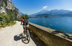 Holiday on Lake Garda: new aspect for the Ponale